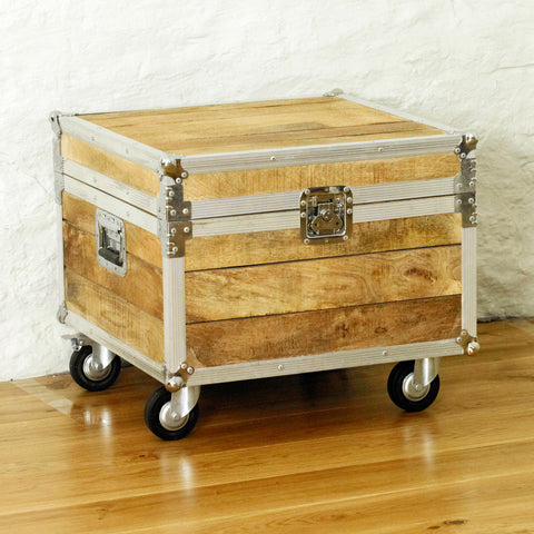 Roadie Chic Coffee Trunk - - Living Room by Baumhaus available from Harley & Lola - 1