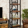 Urban Chic Open Alcove Bookcase - - Living Room by Baumhaus available from Harley & Lola - 2