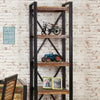 Urban Chic Open Alcove Bookcase - - Living Room by Baumhaus available from Harley & Lola - 3