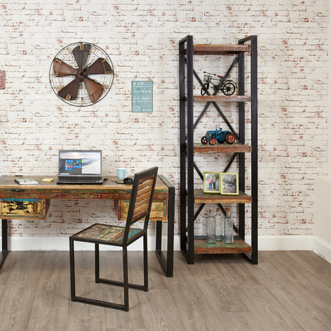 Urban Chic Open Alcove Bookcase - - Living Room by Baumhaus available from Harley & Lola - 1