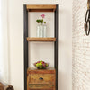 Urban Chic Alcove Bookcase (with drawers) - - Living Room by Baumhaus available from Harley & Lola - 3