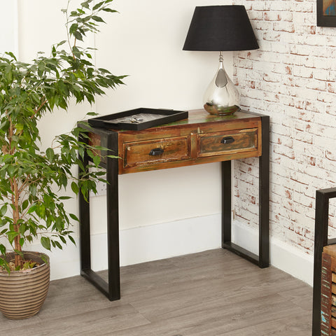 Urban Chic Console Table - - Living Room by Baumhaus available from Harley & Lola - 1