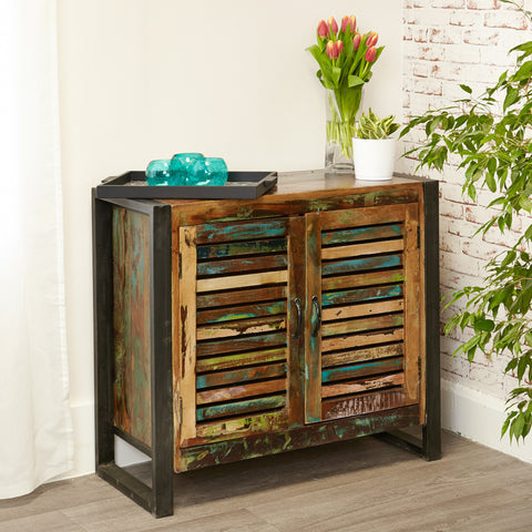 Urban Chic Small Sideboard - - Living Room by Baumhaus available from Harley & Lola - 1