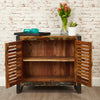 Urban Chic Small Sideboard - - Living Room by Baumhaus available from Harley & Lola - 5