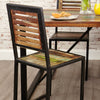 Urban Chic Dining Chair (Pack of two) - - Dining Room by Baumhaus available from Harley & Lola - 2