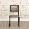 Urban Chic Dining Chair (Pack of two) - - Dining Room by Baumhaus available from Harley & Lola - 1