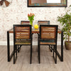 Urban Chic Small Dining Table - - Living Room by Baumhaus available from Harley & Lola - 4