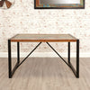 Urban Chic Small Dining Table - - Living Room by Baumhaus available from Harley & Lola - 5
