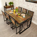 Urban Chic Large Dining Table - - Dining Room by Baumhaus available from Harley & Lola - 2