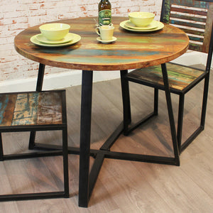 Baumhaus Urban Chic Round Dining Table