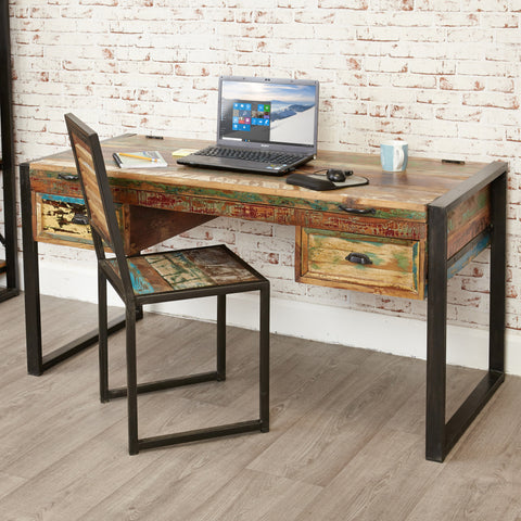 Urban Chic Computer Desk / Dressing Table - - Home Office by Baumhaus available from Harley & Lola - 1