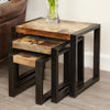 Urban Chic Nest of Tables - - Living Room by Baumhaus available from Harley & Lola - 1