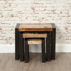 Urban Chic Nest of Tables - - Living Room by Baumhaus available from Harley & Lola - 4