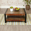 Urban Chic Square Coffee Table - - Living Room by Baumhaus available from Harley & Lola - 3