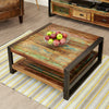 Urban Chic Square Coffee Table - - Living Room by Baumhaus available from Harley & Lola - 1