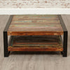 Urban Chic Square Coffee Table - - Living Room by Baumhaus available from Harley & Lola - 4