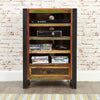 Urban Chic Entertainment Cabinet - - Living Room by Baumhaus available from Harley & Lola - 3