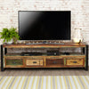"Urban Chic Widescreen Television Cabinet (Up to 80"") - - Living Room by Baumhaus available from Harley & Lola - 3"