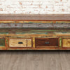 "Urban Chic Widescreen Television Cabinet (Up to 80"") - - Living Room by Baumhaus available from Harley & Lola - 5"