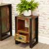 Urban Chic Lamp Table / Bedside Cabinet - - Living Room by Baumhaus available from Harley & Lola - 2