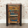 Urban Chic One Drawer Lamp Table - - Living Room by Baumhaus available from Harley & Lola - 2