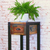 Urban Chic Plant Stand / Lamp table - - Living Room by Baumhaus available from Harley & Lola - 3