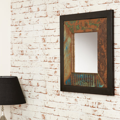 Urban Chic Mirror Small - - Living Room by Baumhaus available from Harley & Lola - 1