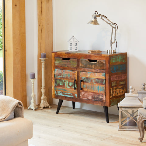 baumhaus coastal chic small sideboard baumhaus coastal chic small sideboard