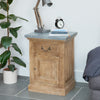 Baumhaus Kuba Lamp Table / Bedside Table