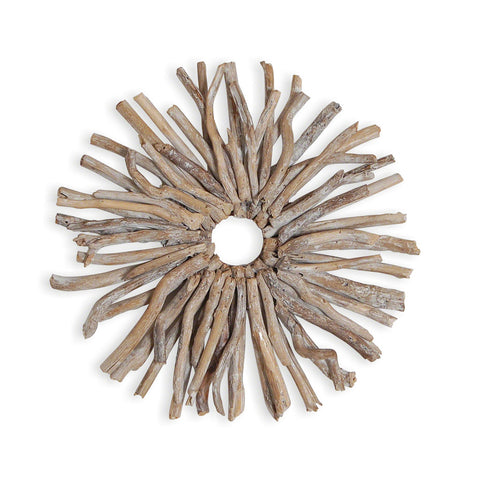 Driftwood Wreath by Harley and Lola