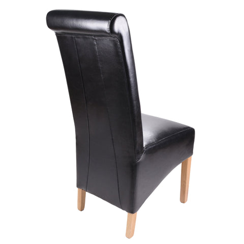 Krista Bonded Leather Chair
