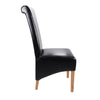 Krista Bonded Leather Chair - - Dining Room by Shankar available from Harley & Lola - 6