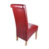 Krista Bonded Leather Chair - - Dining Room by Shankar available from Harley & Lola - 14