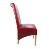 Krista Bonded Leather Chair - - Dining Room by Shankar available from Harley & Lola - 15