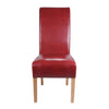 Krista Bonded Leather Chair - - Dining Room by Shankar available from Harley & Lola - 16