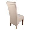 Krista Bonded Leather Chair - - Dining Room by Shankar available from Harley & Lola - 18