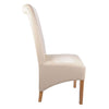Krista Bonded Leather Chair - - Dining Room by Shankar available from Harley & Lola - 19