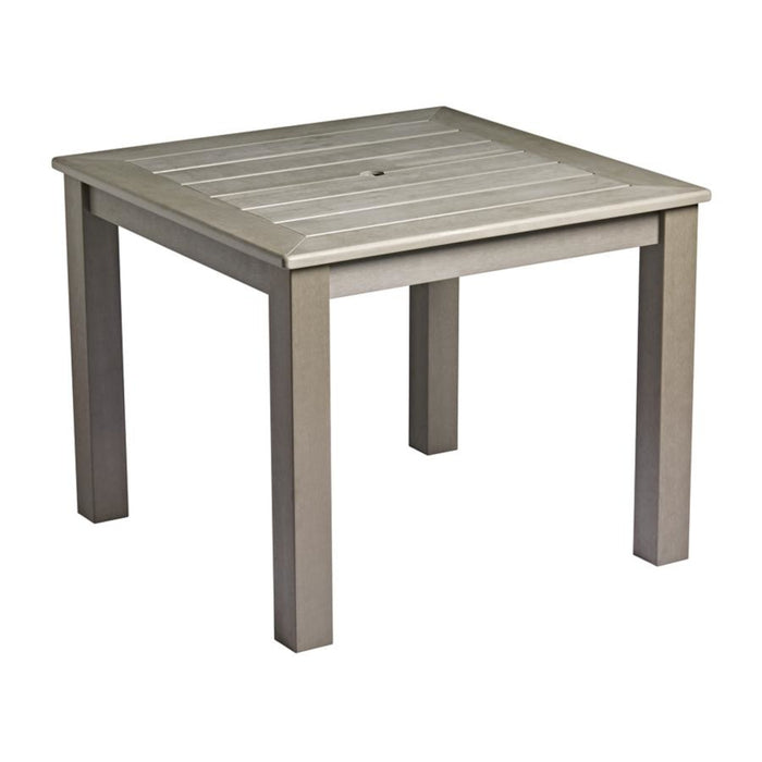ZAP Kennedy 95 x 95 Dining Table - Grey
