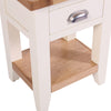 Rustic Bedside Table - - Living Room by Besp-Oak available from Harley & Lola - 6