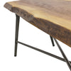 Hoxton Mango Wood Dining Bench