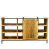 Hoxton Mango Wood Sideboard w Sliding Door