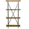 Hoxton Mango Wood Tall Shelf