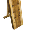 Hoxton Mango Wood Freestanding 16 Bottle Wine Rack