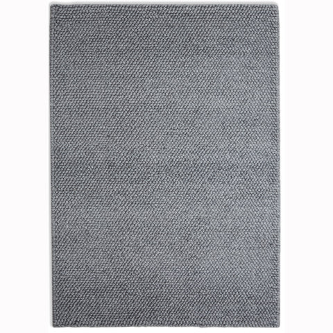 Plantation Rug Co. Loopy Blue Grey