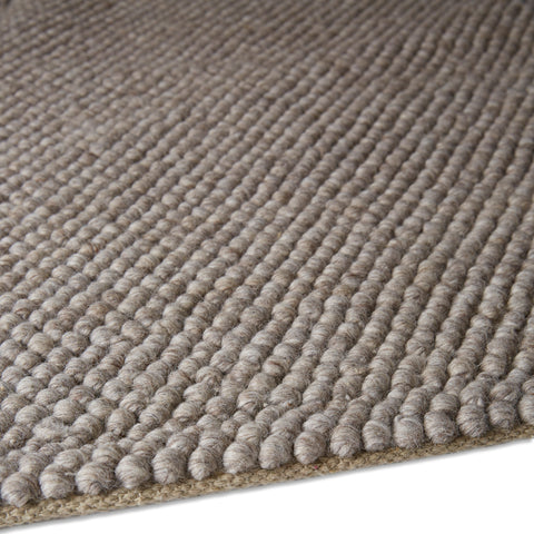Plantation Rug Co. Loopy Grey