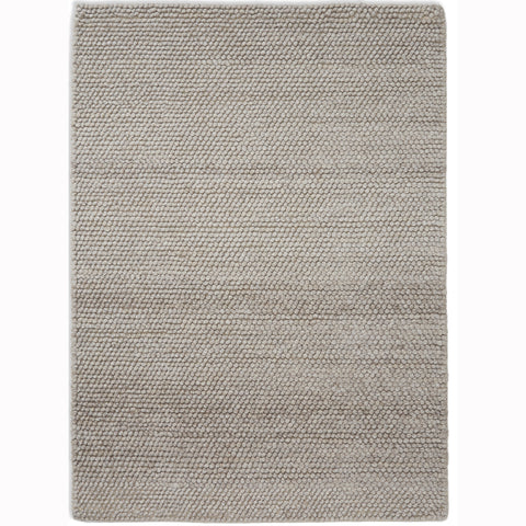 Plantation Rug Co. Loopy Light Grey