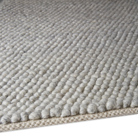 Plantation Rug Co. Loopy Pebble Grey