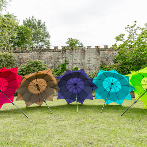Norfolk Leisure Lotus Parasol 2.7m