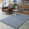 Plantation Rug Co. Maisey Black
