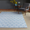 Plantation Rug Co. Medina Blue